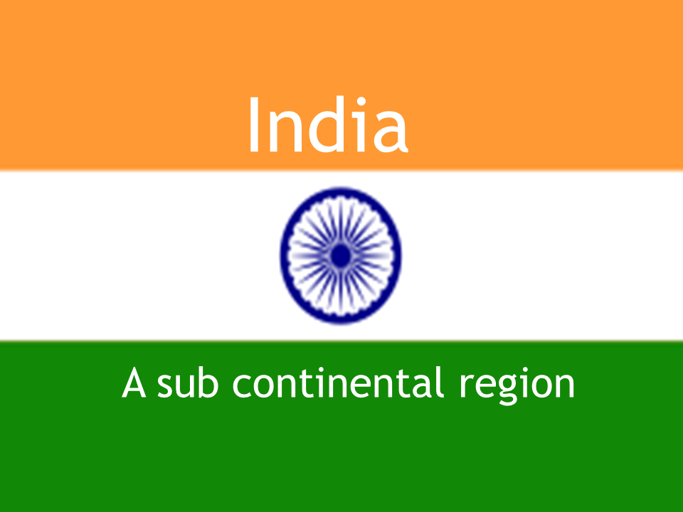 india powerpoint leaving certificate geography